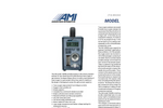 AMI - Model 1000RS - Portable Trace Oxygen Analyzers - Brochure