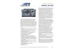 AMI - Model 2001RS - Advanced Trace Oxygen Analyzer - Brochure