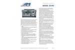 AMI - Model 201RS - Advanced Percent Oxygen Analyzers - Brochure