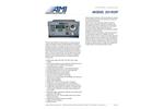 AMI - Model 201RSP - Advanced Percent Oxygen Analyzers - Brochure