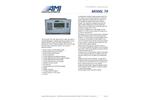 AMI - Model 70 - Percent Oxygen Analyzer - Brochure