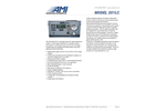AMI - Model 201LC - Percent Oxygen Analyzer - Brochure