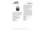 AMI - Model 65 - Percent Oxygen Analyzer - Brochure