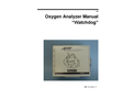 AMI Watchdog - Advanced Trace Oxygen Analyzers