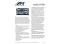 AMI - Model 2001RS/RSP - Advanced Trace Oxygen Analyzer