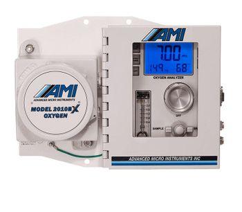 AMI - Model 2010BX - Permanent Mount Trace Oxygen Analyzer