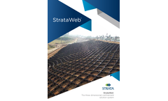 StrataWeb - Three-Dimensional Confinement System - Brochure