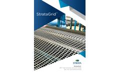 StrataGrid - PET High-Tenacity and Low-Creep Yarn for Soil Reinforcement - Brochure