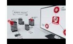 Tramigo M1 Fleet Enterprise Software for Fleet Tracking & Management Video
