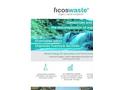 Ficoswaste - Organic Waste Biodigestor Brochure