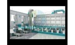 Biomass Wood Pellet Production Line Video