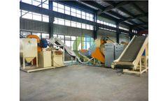 Jingliang - Scrap Radiator Recycling Line Machine
