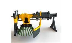 Model OBKS50-35 - Weed Brushes