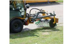 Model OBKS90-45 - Weeding Brush Edge Cutter