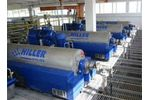 Decanter Centrifuges for Sludge Dewatering Applications - Water and Wastewater - Sludge Management