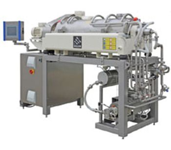 Decanter Centrifuges for Food and Beverage Processing Applications - Food and Beverage