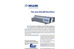 The new Hiller DecaPress Flyer
