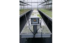 Electric Heating System for Horticulture and Viticolture
