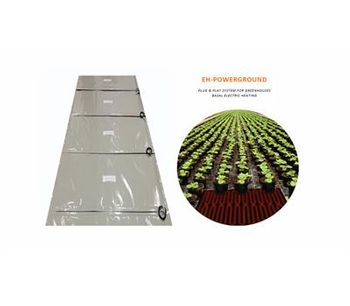 Electric Heating System for Horticulture and Viticolture - Agriculture - Horticulture-1