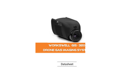 Workswell - Model GIS-320 - UAV/Drone Thermal Imaging Camera for Gas Detection Brochure