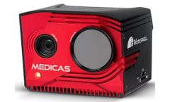 Workswell Medicas - Thermal Imaging Camera for Human Febrile Temperature Screening