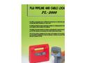 Fuji - Model PL-2000 - Metal Pipe and Cable Locator Brochure