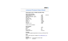 Limesol - High Strength Liquid  Brochure