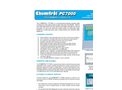 Chemtrol - Model PC7000 - Microprocessor Based Programmable Controller Brochure