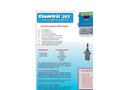 Chemtrol - Model 265 - pH Free Chlorine Analyzer Brochure