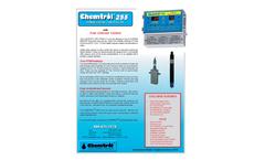 Chemtrol - Model 255 - PPM/pH Controller Brochure