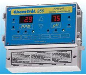Chemtrol - Model 255 - PPM/pH Controller