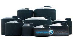 Norwesco - Model 120 Gallon - Black Water Tanks