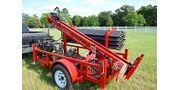 Single Axle Diesel Powered Trailer Mounted Hydraulic Rig