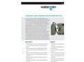 Watergen - Model GEN-40V - Vehicle Atmospheric Water Generation Unit - Brochure
