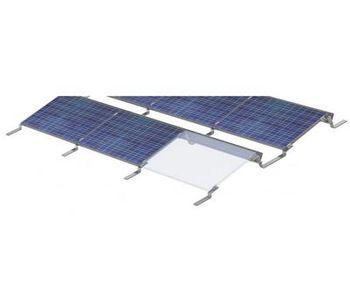 Aerocompact - Model S - Flat-Roof Racking System