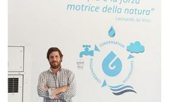 How do we generate water at GENAQ?