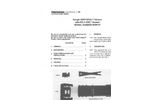 Ranger Serviseal - Buried Service Wire Closures Brochure
