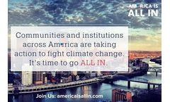 SimpliPhi Joins 'America is All In,' Supports Climate Action
