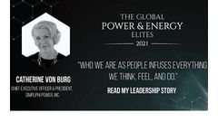 SimpliPhi CEO Honored as Global Power & Energy Elite for 2021
