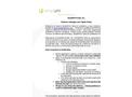 Simpliphi - Model PHI 1.2 - Deep-Cycle Lithium Ferro Phosphate (LFP) High Output Battery  Brochure