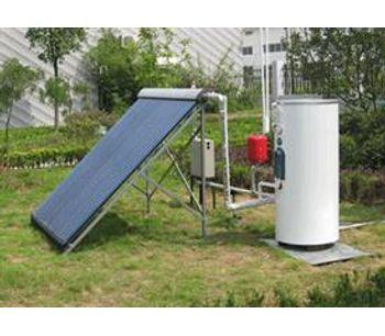 Atlantis Solar - Model ASWH-3 - Separated High Pressure Solar Water Heater