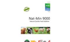 Nat-Min - Model 9000 - Natural Mineral Feed Brochure