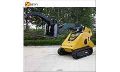 BEIYI - Model BY - mini excavator