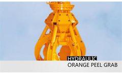 BeiYi - Model BY250 - Orange Peel Grab