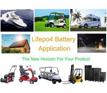 Lifepo4 battery Application - Energy
