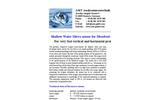 AMT - Shallow Water Oxygen Sensors Brochure