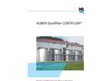 Huber - Contiflow Sandfilter Brochure