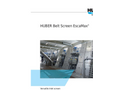 HUBER Max® - Perforated Plate and Bar Screens Brochure