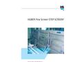 Steps Screens System Brochure