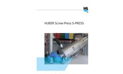 Sludge Dewatering System Brochure